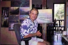 Peter Adams: The Studio Featured in Art of the West Magazine November-December 1998