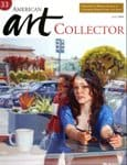Christopher Slatoff in American Art Collector July 2008 Issue