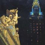 Peter Adams - Evening Sentinels, New York