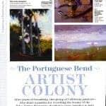 Stephen Mirich Featured in Plein Air Painters Magazine Spring 2011 Issue