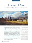 Tony Peters Featured in Southwest Art Magazine February 2002 Issue