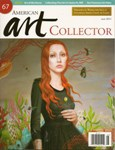 Tony Peters Featured in American Art Collector Magazine May 2011 Issue
