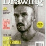 Alexey Steele Featured in American Artist's Drawing Magazine for the Spring 2012 Issue