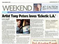 tony peters eclectic la