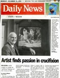 Peter Adams Featured in the Daily News December 10,2012