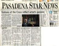 Peter Adams Featured in the Pasadena Star - News December 10, 2012