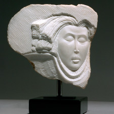 "American Legacy Fine Arts presents ""Neriad"" a sculpture by Béla Bácsi."