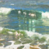 """American Legacy Fine Arts presents """"Fleeting Jewels"""" a painting by David Gallup."""