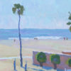 """American Legacy Fine Arts presents """"Sand and Sea"""" a painting by Eric Merrell."""