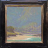 """American Legacy Fine Arts presents """"Lost and Enchanted"""" a painting by Jennifer Moses."""