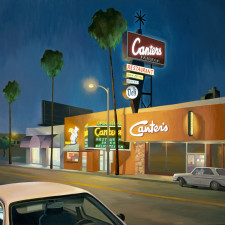 """American Legacy Fine Arts presents """"Canters"""" a painting by Tony Peters."""