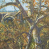 """American Legacy Fine Arts presents """"Colorado Street Bridge Through the Sycamores"""" a painting by William Stout."""