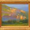 "American Legacy Fine Arts presents ""Afternoon Shadows, Cedar Breaks National Monument, Utah"" a painting by Peter Adams."