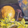 """American Legacy Fine Arts presents """"Citrus Flowers and Ginger"""" a painting by Scott W. Prior"""