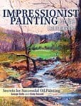 """""""Secrets for Successful Oil Painting"""" co-authored by George Gallo"""