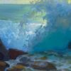 American Legacy Fine Arts presents Eclipsing the Sun a painting by Peter Adams