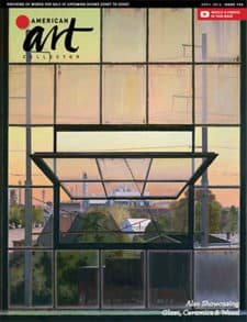American Art Collector Cover