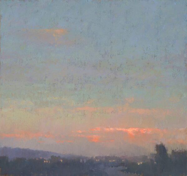 "American Legacy Fine Arts presents ""Nimbus"" a painting by Jennifer Moses."