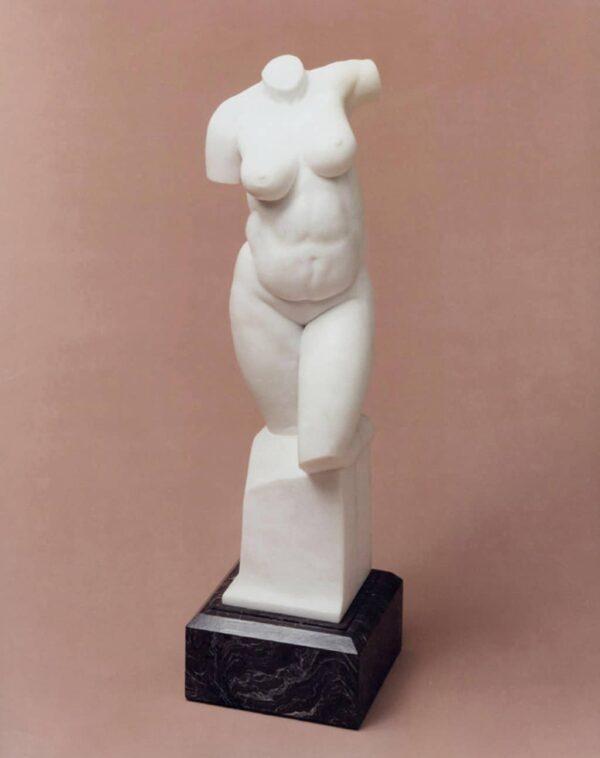 "American Legacy Fine Arts presents ""Bellissima"" a sculpture by Béla Bácsi."