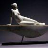 "American Legacy Fine Arts presents ""Vessel"" a sculpture by Béla Bácsi."