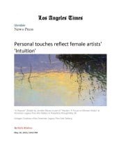 Los Angeles Times - Intuition: A Focus on Women