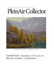 American Legacy Fine Arts in Plein Air Collector On-Line