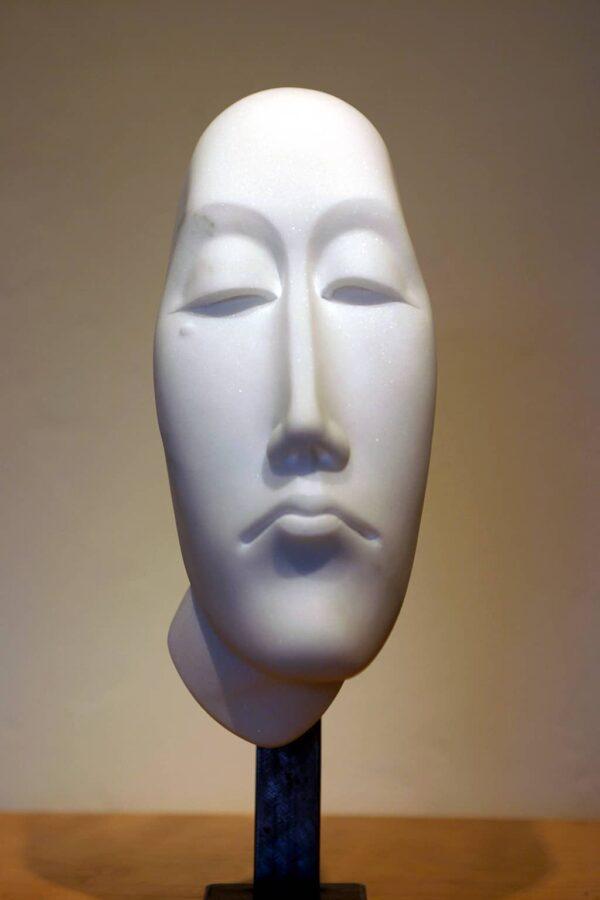 "American Legacy Fine Arts presents ""In that Place"" a sculpture by Béla Bácsi."