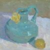"""American Legacy Fine Arts presents """"January Light"""" a painting by Eric Merrell"""