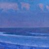 """American Legacy Fine Arts presents """"Sea of Expanding Shapes"""" a painting by Eric Merrell."""
