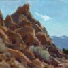 """American Legacy Fine Arts presents """"Dialog with a Cloud"""" a painting by Jean LeGassick."""