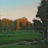 "American Legacy Fine Arts presents ""No. 3"" a painting by Alexander V. Orlov."