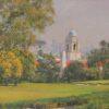 "American Legacy Fine Arts presents ""No. 6"" a painting by Alexander V. Orlov."