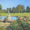 "American Legacy Fine Arts presents ""LACC 7"" a painting by Alexander V. Orlov."