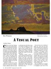 American Legacy Fine Arts presents Daniel W. Pinkham in Art of the West Magazine Fall 2016 Issue.