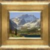 """American Legacy Fine Arts presents """"Sierra Acsent"""" a painting by Bill Anton."""
