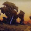 """American Legacy Fine Arts presents """"Take My Hand"""" a painting by Steve Curry."""