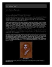 American Legacy Fine Arts presents Adrian Gottlieb article About Piambura.