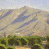 "American Legacy Fine Arts presents ""Ojai Morning Light"" a painting by Dan Shultz."