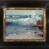 "American Legacy Fine Arts presents ""Valiant Adversaries, Laguna California"" a painting by Jennifer Moses."