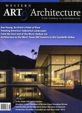American Legacy Fine Arts presents Joe Paquet in Western Art & Architecture Magazine August/September 2007 Issue.