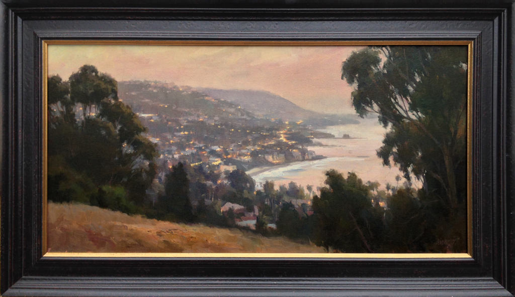 """American Legacy Fine Arts presents """"East of the Sun"""" a painting by Michael Obermeyer."""