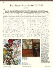American Legacy Fine Arts presents Christopher Cook in CAC Newsletter Spring 2016