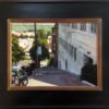 """American Legacy Fine Arts presents """"Buchanan Street View"""" a painting by Scott W. Prior."""