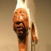 "American Legacy Fine Arts presents ""Ponte"" a sculpture by Béla Bácsi."