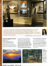 American Legacy Fine Arts in Western Art Collector Magazine February 2018.