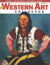 Bill Anton - Western Art Collector, November 2015