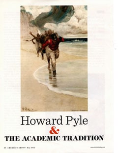 Howard Pyle and the American Tradition - American Artist Magazine May 2012