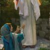 """American Legacy Fine Arts presents """"Study for the Resurrection"""" a painting by Peter Adams"""