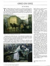 American Legacy Fine Arts presents Jove Wang And Mian Situ in Art of the West Magazine, March/April 2015.
