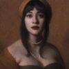 "American Legacy Fine Arts presents ""Aria"" a painting by Adrian Gottlieb."